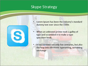 Lawn PowerPoint Template - Slide 8