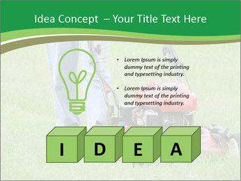 Lawn PowerPoint Template - Slide 80