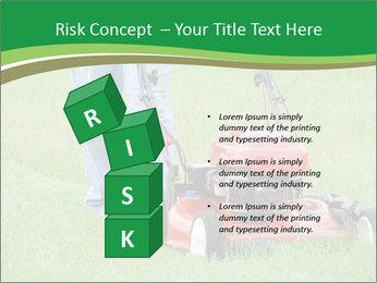 Lawn PowerPoint Template - Slide 81