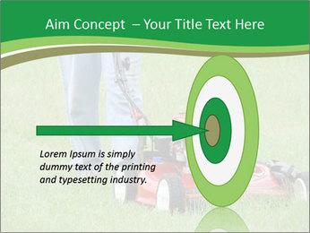 Lawn PowerPoint Template - Slide 83
