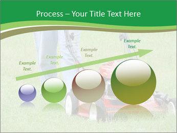 Lawn PowerPoint Template - Slide 87