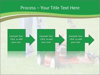 Lawn PowerPoint Template - Slide 88