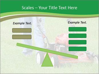Lawn PowerPoint Template - Slide 89