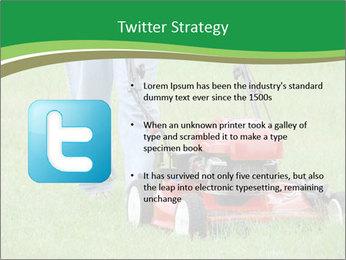 Lawn PowerPoint Template - Slide 9