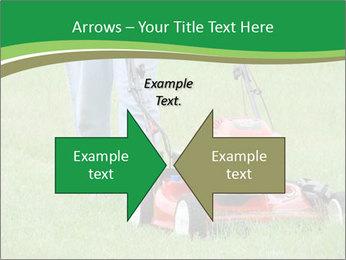 Lawn PowerPoint Template - Slide 90