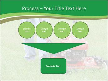 Lawn PowerPoint Template - Slide 93