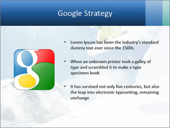 A snowboarder's PowerPoint Templates - Slide 10