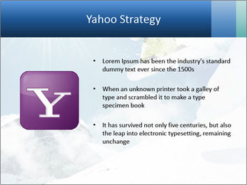 A snowboarder's PowerPoint Template - Slide 11