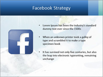 A snowboarder's PowerPoint Templates - Slide 6