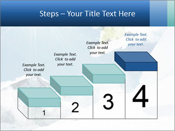 A snowboarder's PowerPoint Templates - Slide 64
