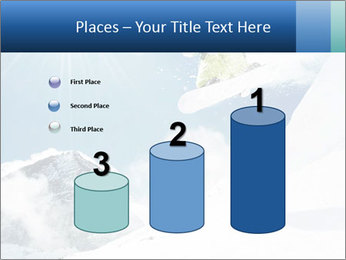 A snowboarder's PowerPoint Templates - Slide 65