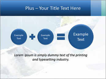 A snowboarder's PowerPoint Templates - Slide 75
