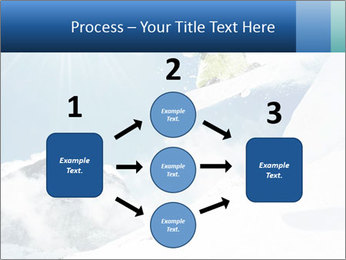A snowboarder's PowerPoint Templates - Slide 92