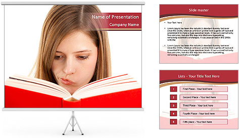 Exciting PowerPoint Template