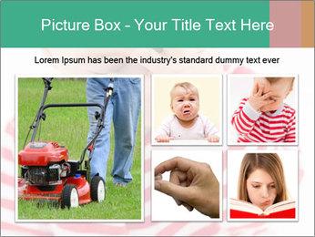 Girls teeth PowerPoint Template - Slide 19