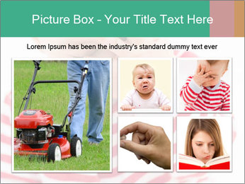 Girls teeth PowerPoint Templates - Slide 19