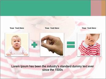 Girls teeth PowerPoint Template - Slide 22
