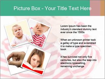 Girls teeth PowerPoint Template - Slide 23