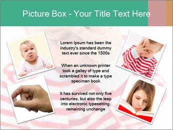 Girls teeth PowerPoint Template - Slide 24