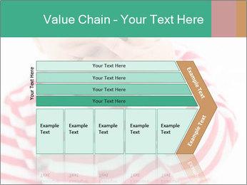 Girls teeth PowerPoint Template - Slide 27