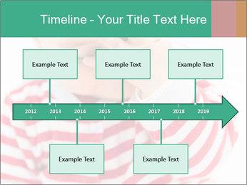Girls teeth PowerPoint Template - Slide 28