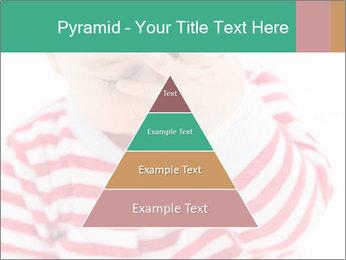 Girls teeth PowerPoint Template - Slide 30