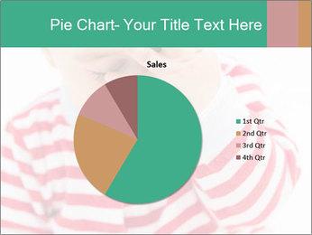 Girls teeth PowerPoint Template - Slide 36