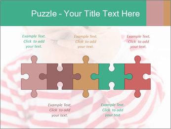 Girls teeth PowerPoint Templates - Slide 41