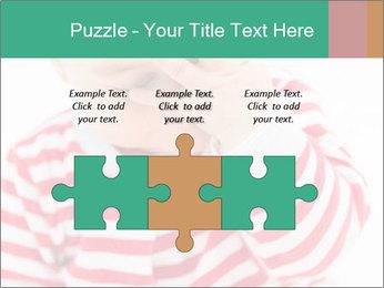 Girls teeth PowerPoint Templates - Slide 42