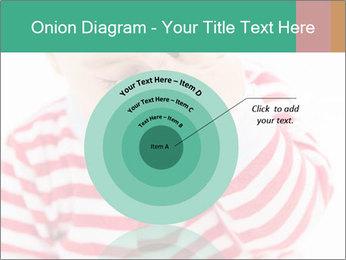 Girls teeth PowerPoint Template - Slide 61