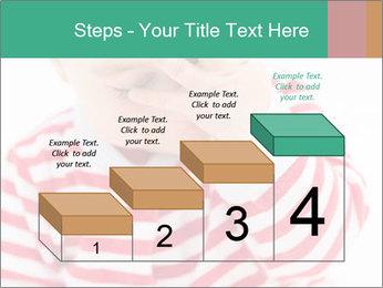 Girls teeth PowerPoint Template - Slide 64