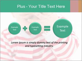 Girls teeth PowerPoint Templates - Slide 75