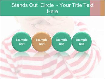 Girls teeth PowerPoint Template - Slide 76