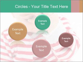 Girls teeth PowerPoint Template - Slide 77