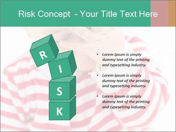 Girls teeth PowerPoint Template - Slide 81