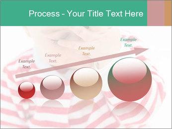 Girls teeth PowerPoint Template - Slide 87