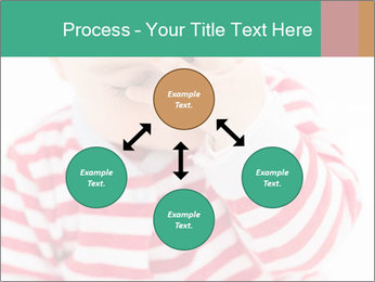 Girls teeth PowerPoint Template - Slide 91