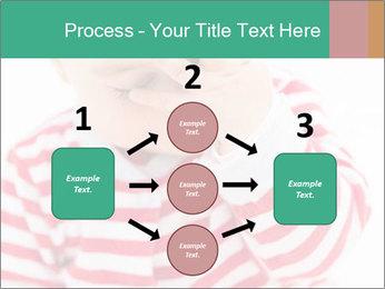 Girls teeth PowerPoint Template - Slide 92