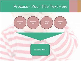 Girls teeth PowerPoint Template - Slide 93