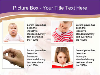 Dentist curing PowerPoint Template - Slide 14