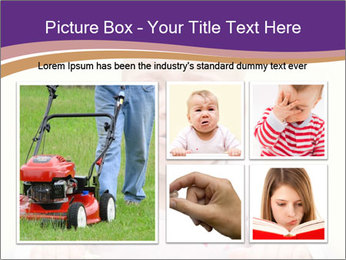 Dentist curing PowerPoint Template - Slide 19