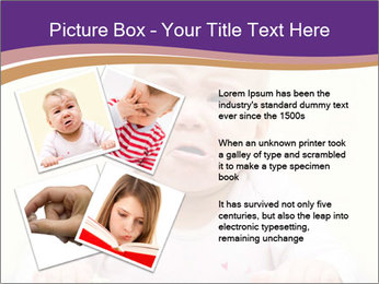 Dentist curing PowerPoint Template - Slide 23