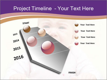 Dentist curing PowerPoint Template - Slide 26