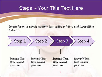 Dentist curing PowerPoint Template - Slide 4