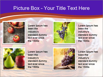 Fresh red PowerPoint Template - Slide 14