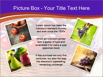 Fresh red PowerPoint Template - Slide 24