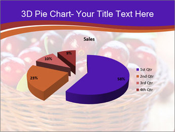 Fresh red PowerPoint Template - Slide 35