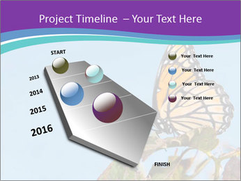 Butterfly PowerPoint Templates - Slide 26