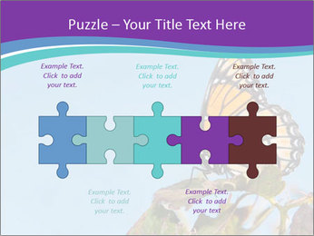 Butterfly PowerPoint Templates - Slide 41