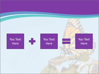 Butterfly PowerPoint Templates - Slide 95